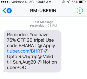 uber-sms-campaign