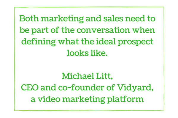 marketing-sales alignment