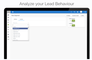 Lead-behaviour-analyse