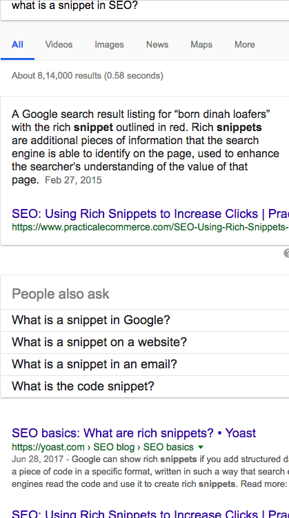 seo-snippet