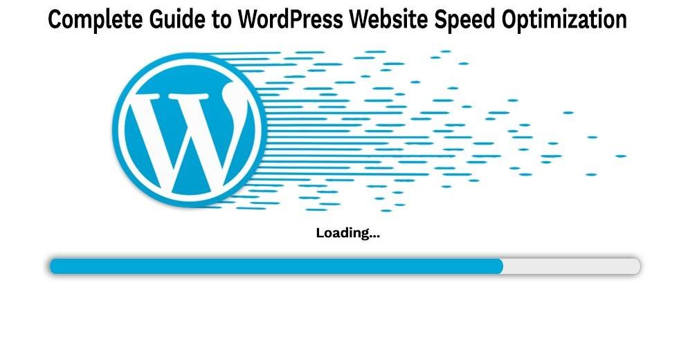 Wordpress guide to Website speed