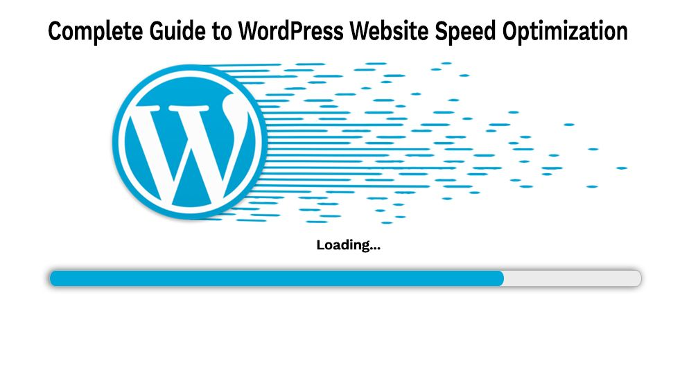 Wordpress guide to Website speed