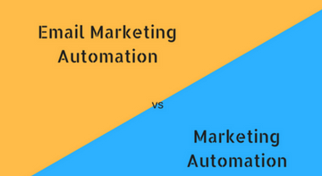 Difference Between Email Marketing and Marketing Automation